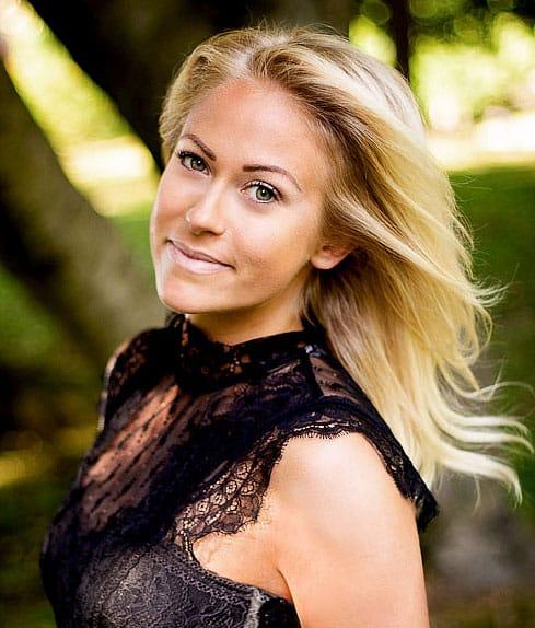 Cherie, frisör på Ansa i Göteborg